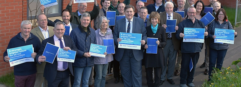 Somerset West & Taunton Manifesto Launch with Kit Malthouse MP